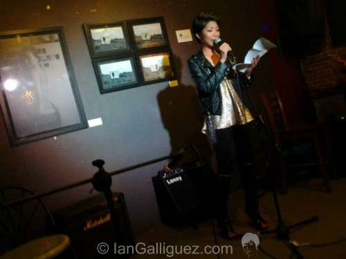 Devirginized! My first ever public poetry reading