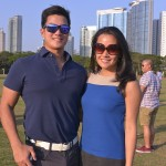 Diether Ocampo and Michelle Barrera
