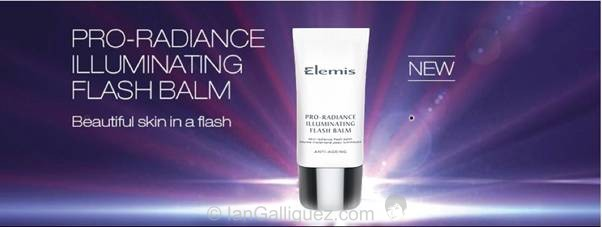 Elemis illuminating flash balm