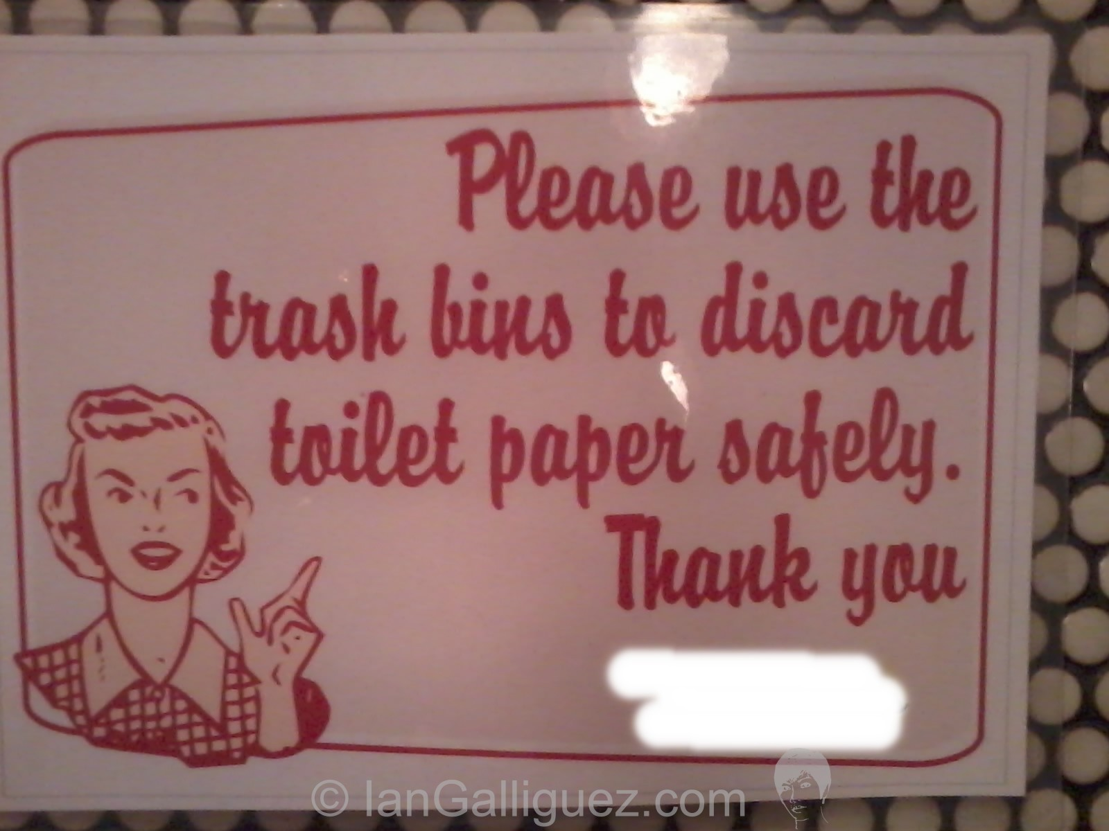 the dangers of toilet paper