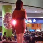 Mall show host ian galliguez