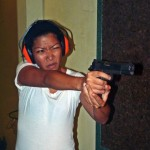 Gun training for Guns and Roses