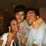 Daniel Padilla, Ian Galliguez and Super Ejay