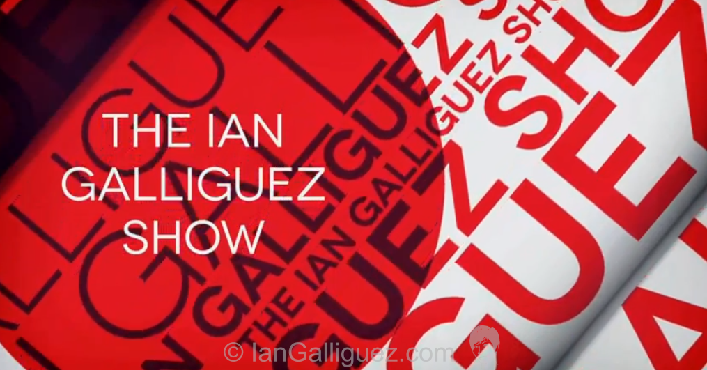 The Ian Galliguez Show Logo