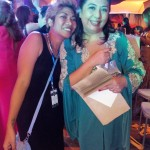 With mentor Posie Gamboa
