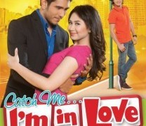Catch me I&#8217;m in love Official poster
