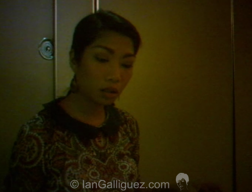 ian galliguez as sharon dayoc