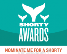 Shorty Awards!